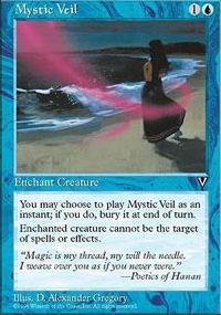 Mystic Veil - Visions