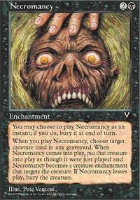 Necromancy - Visions