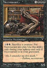 Necrosavant - Visions