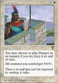 Parapet - Visions