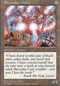 Phyrexian Walker - Visions