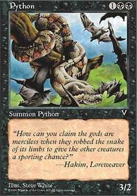 Python - Visions