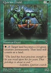 Quirion Druid - Visions