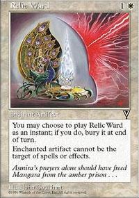Relic Ward - Visions