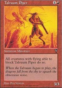 Talruum Piper - Visions