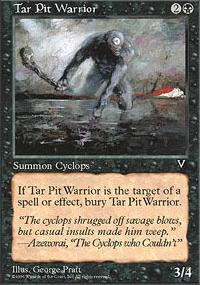 Tar Pit Warrior - Visions