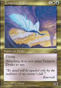 Tempest Drake - Visions
