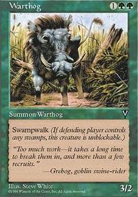 Warthog - Visions