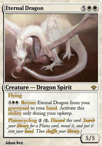 Eternal Dragon - Vintage Masters