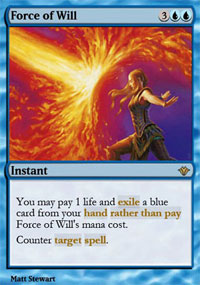 Force of Will - Vintage Masters