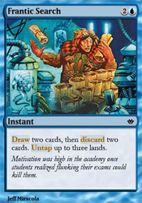 Frantic Search - Vintage Masters