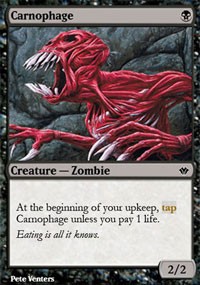 Carnophage - Vintage Masters
