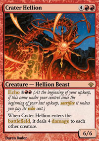 Crater Hellion - Vintage Masters