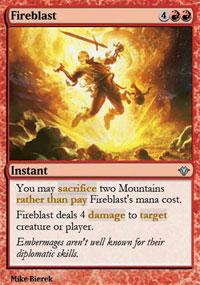 Fireblast - Vintage Masters