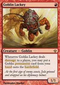 Goblin Lackey - Vintage Masters
