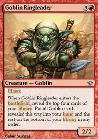 Goblin Ringleader - Vintage Masters