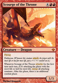 Scourge of the Throne - Vintage Masters