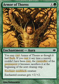 Armor of Thorns - Vintage Masters