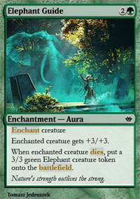 Elephant Guide - Vintage Masters
