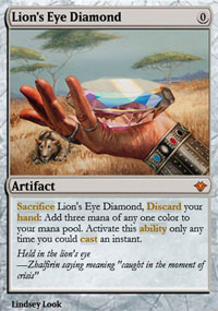 Lion's Eye Diamond - Vintage Masters