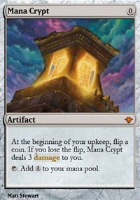 Mana Crypt - Vintage Masters