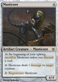 Masticore - Vintage Masters