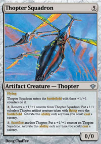 Thopter Squadron - Vintage Masters