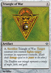 Triangle of War - Vintage Masters