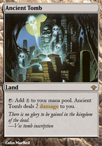 Ancient Tomb - Vintage Masters