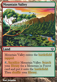 Mountain Valley - Vintage Masters
