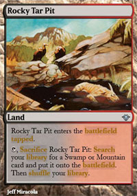 Rocky Tar Pit - Vintage Masters