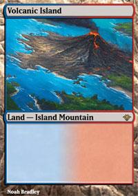 Volcanic Island - Vintage Masters