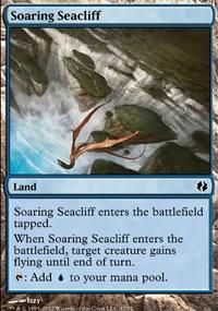 Soaring Seacliff - Venser vs. Koth