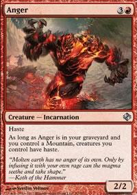 Anger - Venser vs. Koth