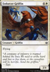 Enforcer Griffin - War of the Spark