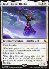 God-Eternal Oketra -