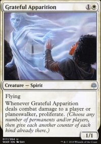 Grateful Apparition -