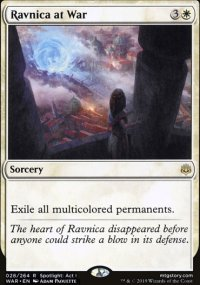 Ravnica at War - War of the Spark