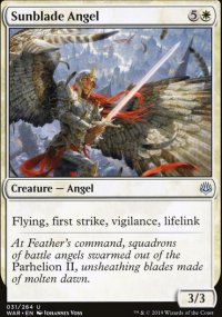 Sunblade Angel -