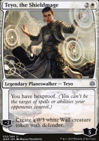 Teyo, the Shieldmage -