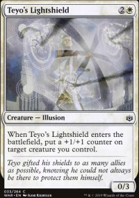 Teyo's Lightshield - War of the Spark