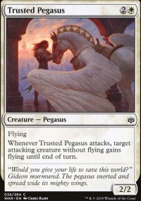 Trusted Pegasus -