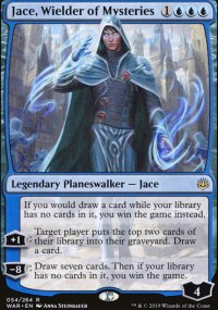 Jace, Wielder of Mysteries - War of the Spark