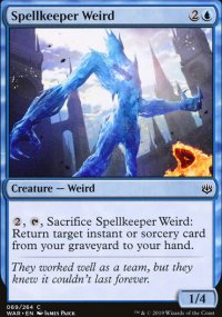 Spellkeeper Weird - War of the Spark