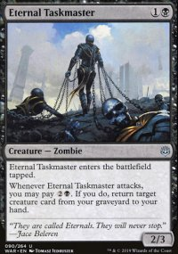 Eternal Taskmaster -