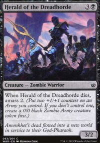 Herald of the Dreadhorde -