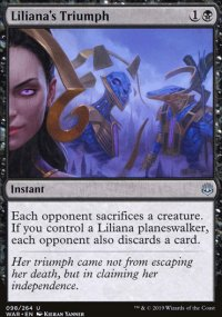 Liliana's Triumph - War of the Spark