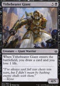 Tithebearer Giant -