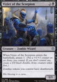 Vizier of the Scorpion -