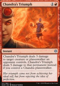 Chandra's Triumph - War of the Spark